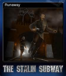 Subway Gift Card To Steam - the stalin subway runaway steam trading cards wiki wikia