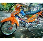 Motor Modifikasi Suzuki Shogun