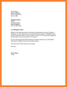 Insurance Renewal Letter Format 10 Insurance Renewal Notice Sle Notice Letter