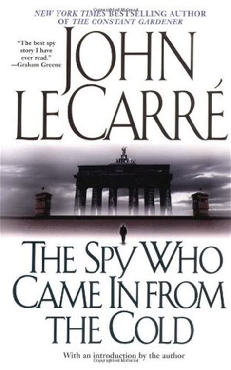 a cold cold books the who came in from the cold by le carr 233