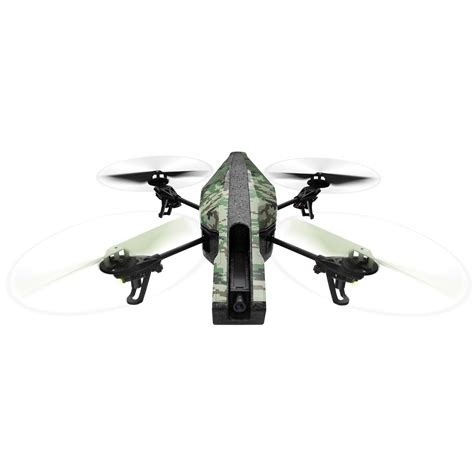 parrot drone with parrot ar drone 2 0 quadcopter elite edition jungle pf721802