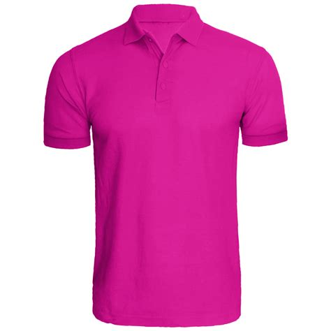 Sleeve Plain T Shirt new mens sleeve plain polo pique t shirt style fit 8