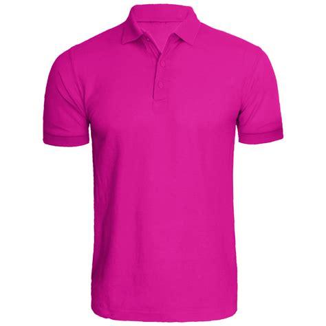 Plain Sleeve Polo Shirt new mens polo shirt plain t shirt blank sleeve shirt