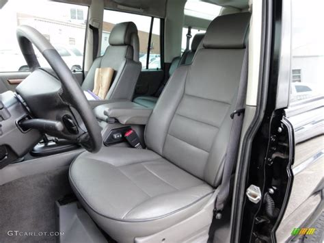 2000 land rover discovery interior 2000 land rover discovery ii standard discovery ii model