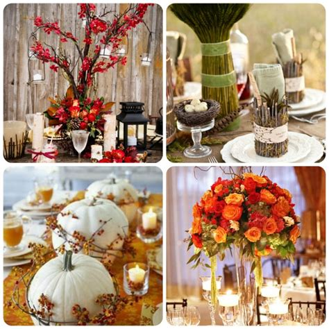 fall decorations for wedding reception fall wedding reception ideas 2 uniquely yours wedding