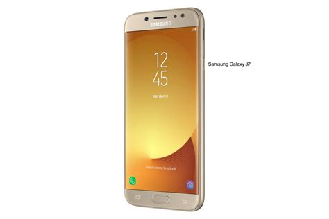 Samsung J7 J5 Samsung Officially Announces The Galaxy J7 J5 And J3