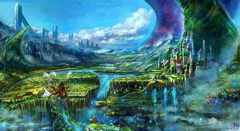 imagenes de paisajes anime paisajes hermosos de anime anime amino