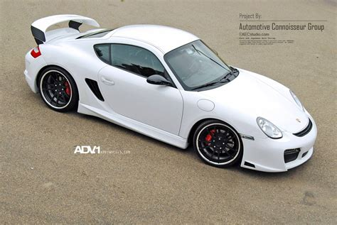 Porsche Cayman Tuning by Cayman Tuning Caff 233