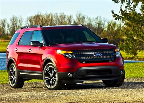 usa 4 months 2013 ford explorer best performer in the top