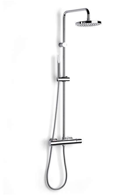 Thermostat Shower Column Set K003 roca moai thermostatic shower column 5a9746c00