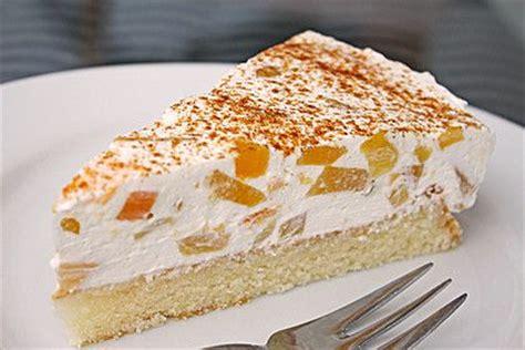 pfirsich schmand kuchen thermomix pfirsich schmand kuchen rezept mit bild manugro