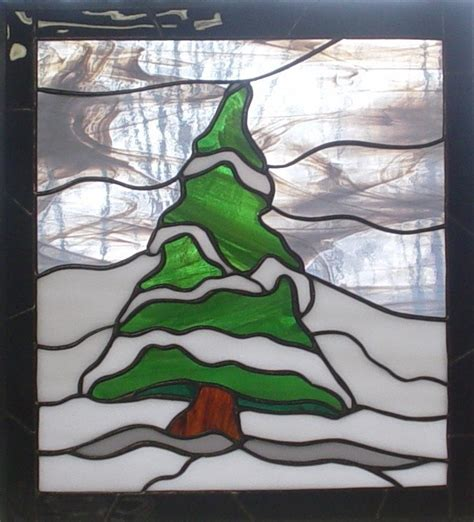christmas tree pattern stained glass 83 best stained glass holidays images on pinterest