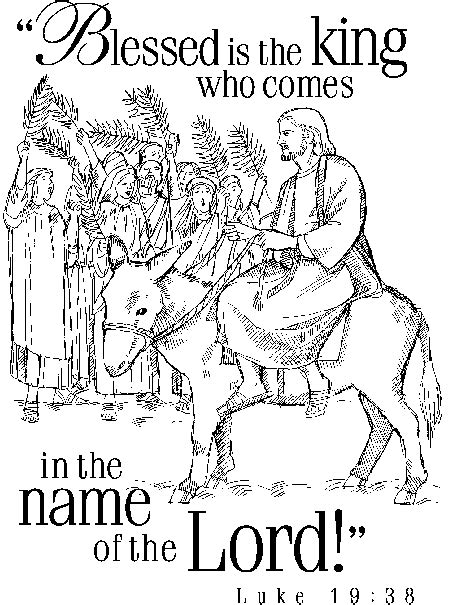 4catholiceducators com palm sunday clipart