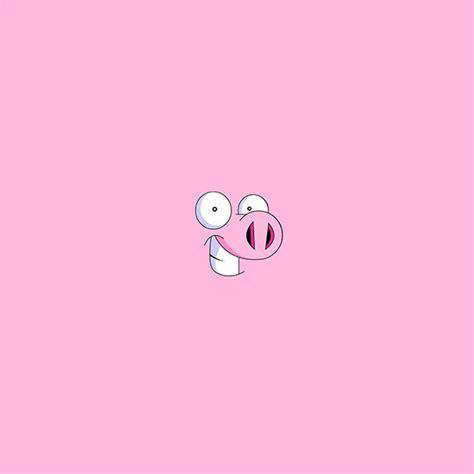 Pig Minimal Illustration Iphone All Hp Freeios7 Af36 Pig Minimal Illust Parallax Hd
