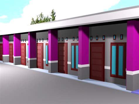 design interior untuk rumah kontrakan gambar desain rumah kontrakan minimalis modifikasi motor