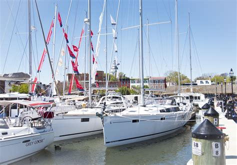 annapolis spring boat show annapolis spring sailboat show preparations baltimore sun
