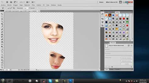 tutorial photoshop cs5 efecto explosión de cara youtube cambiar de cara en photoshop cs5 cs4 cs3 doovi