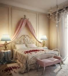 Heart Shaped Lights Decorations Romantic Bedroom Pictures And Ideas