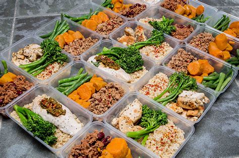 food prep meals how to food prep like a pro fitness first magazine
