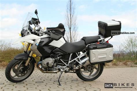 2010 BMW R1200GS   Case   Navi   Top Case