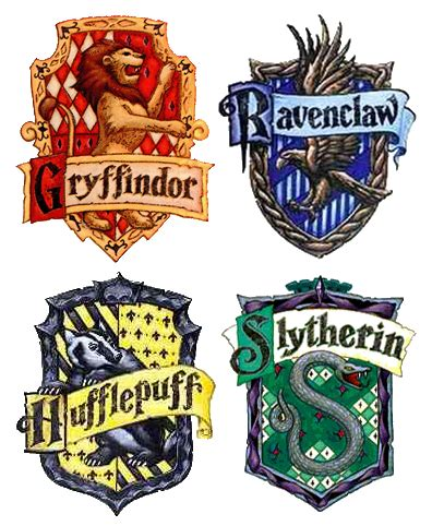 4 houses of hogwarts hogwarts houses phoenix rising