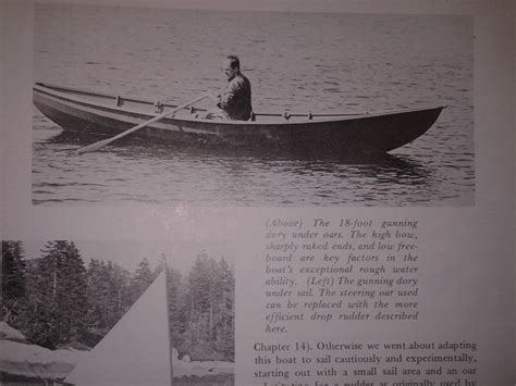 john gardner boats fishing boat popular john gardner dory plans