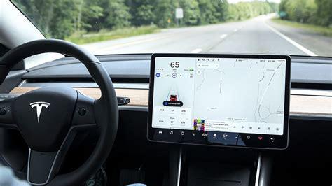 tesla autopilot update warns drivers sooner   hands