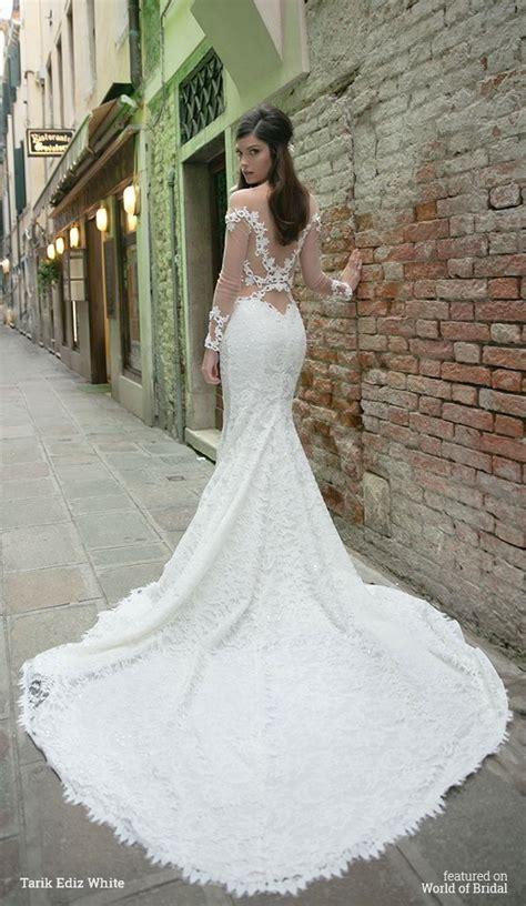 tarik ediz white  wedding dresses world  bridal