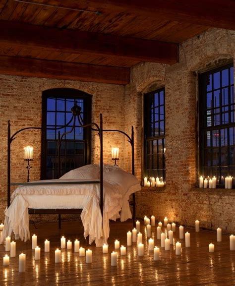 light the bedroom candles 12 formas creativas de utilizar velas en tu boda nupcias 15864   Noche TheIronGateOnline