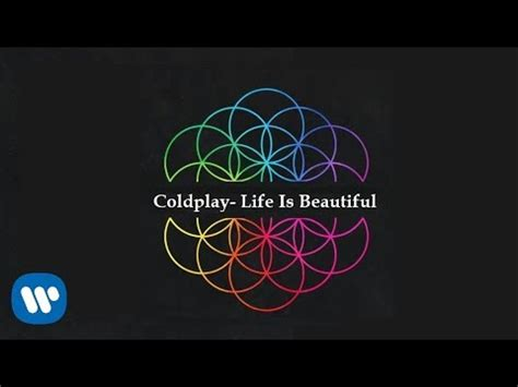 download mp3 coldplay life is for living coldplay life is beautiful official audio youtube