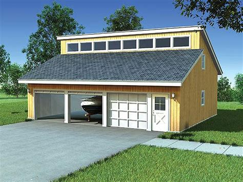 garage with loft plan 047g 0008 garage plans and garage blue prints from