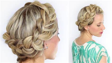 halo hair how to put in diy soft halo braid youtube