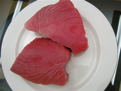 Agen Nature Stek frozen tuna loins fresh products indonesia