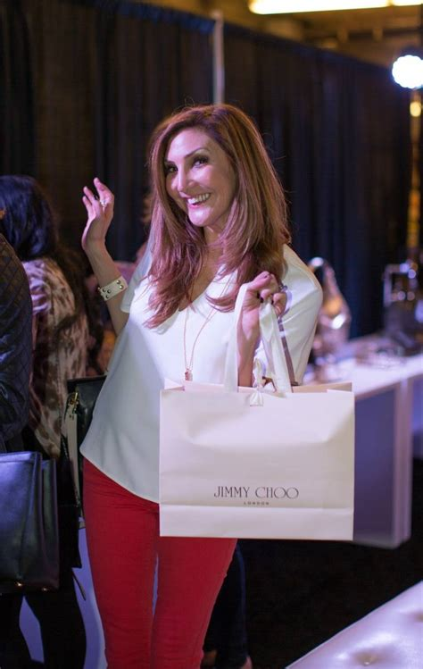 Jimmy Choo Jelissa 3102 Mcd jimmy choo hosts shopping event for the lakers youth foundation