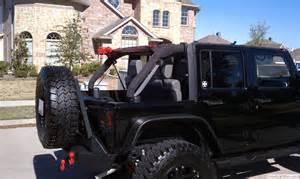 jeep jk hi lift mount kit