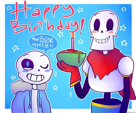 Gift: Sans and Papyrus by Winterter on DeviantArt