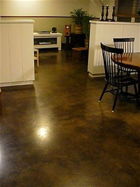 how to clean concrete floors stained concrete cleanses