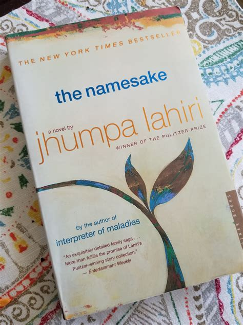 namesake themes book review the namesake by jhumpa lahiri mad girl