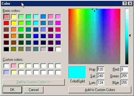 html color code picker html color code generator