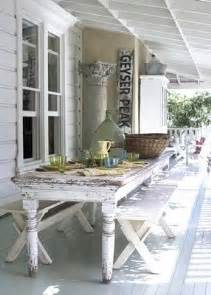 Front Porch Table My Home 10 Porch Decorating Ideas For Every Style