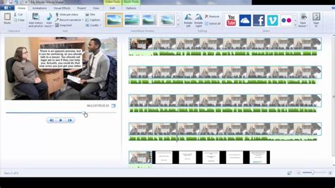 templates for movie maker creating a video using a template and windows movie maker