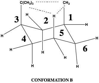 Chair Chemistry by Chair Conformations The Organic Chemistry Review