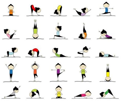 printable yoga poses for toddlers the science of yoga by william j broad newsday