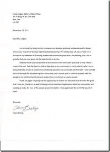 letter of interest scholarship costa sol real estate and
