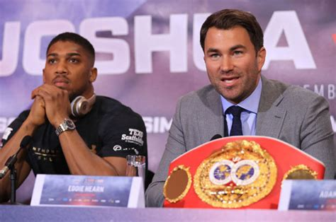 anthony greater is he anthony joshua will become greater if he fights tyson fury