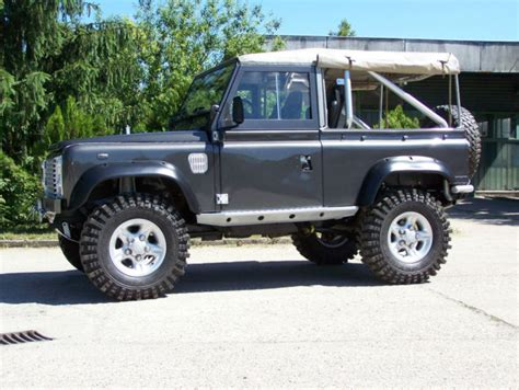 land rover defender convertible land rover defender convertible all custom made for