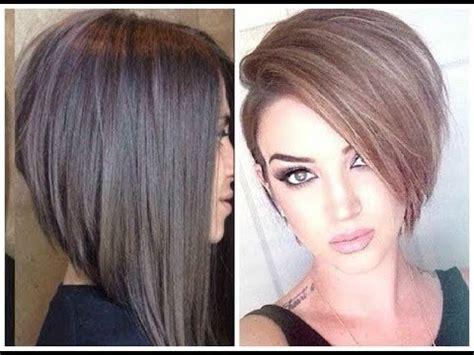 cortes de cabello largos modernos youtube corte de pelo estilo bob corte de pelo 2017 youtube