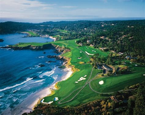 pebble beach about pebble beach ca