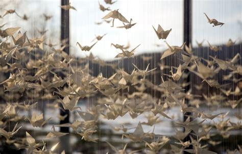 1000 Cranes Origami - wallpaper 1000 cranes origami images for desktop