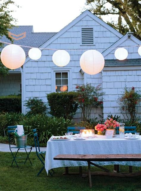backyard parties adored vintage farewell summer backyard party inspiration